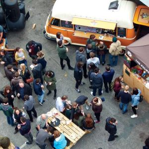 Tobacco Factory Street Food Parties