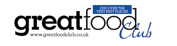 Great food club logo